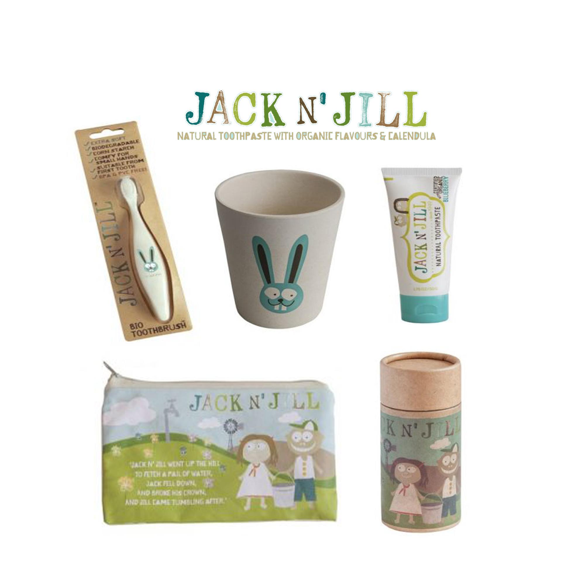 zestaw przedszkolaka jack&jill